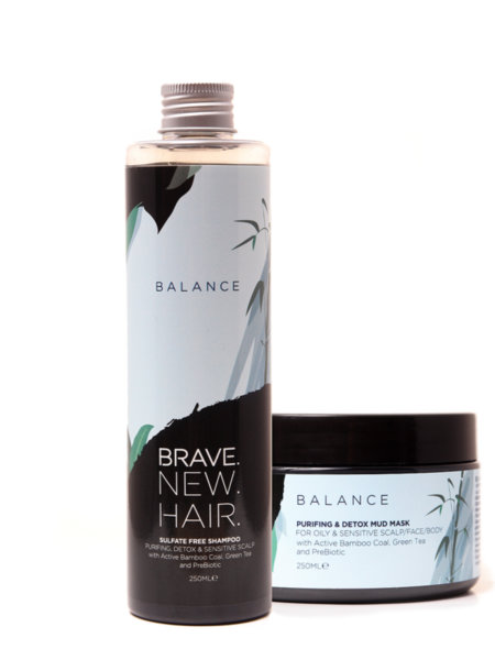 Brave New Hair - Balance - Комплект